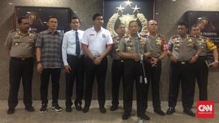 Laga Puncak Piala Presiden Dijaga 15 Ribu Personel Kepolisian