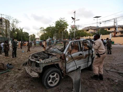Korban Serangan Bom Ganda Mogadishu Capai 230 Jiwa