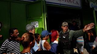 Penjarahan, Venezuela Kirim 2.000 Tentara ke Negara Bagian