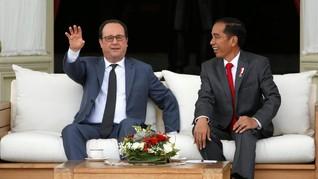 Sambangi Indonesia, Perancis Kucurkan Investasi US$2,6 Miliar