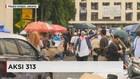 Ribuan Peserta Aksi 313 Memadati Masjid Istiqlal