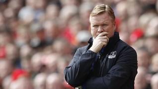 Everton Resmi Pecat Ronald Koeman