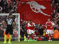 Potret Arsenal dan ManCity Berbagi Angka