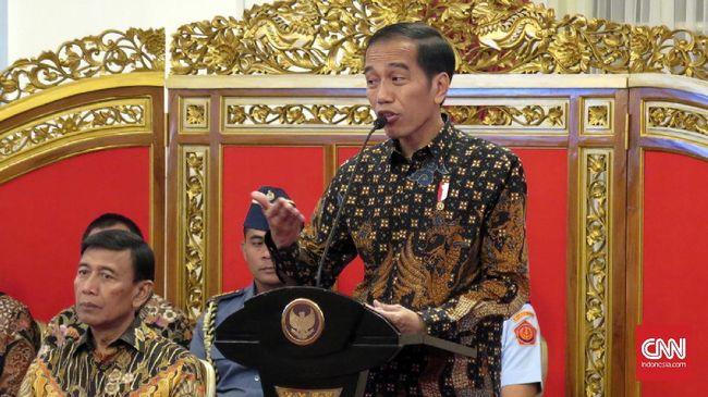 Jokowi Minta Pengrajin Berani 'Jemput Bola' ke Konsumen