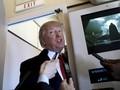 Peringatan 100 Hari, Trump Sindir dan Tolak Jamuan Media