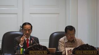 Bahas RAPBN 2018, Jokowi Getol 'Ngariung' dengan Menteri