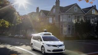 Mobil Otonom Google Kabarnya Meluncur Tahun Ini