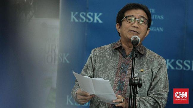 OJK Bakal Rilis Dua Aturan Main Turunan Perppu Jokowi