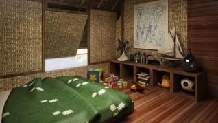 Kementerian PUPR Ikut Perbaiki Homestay di Destinasi Wisata