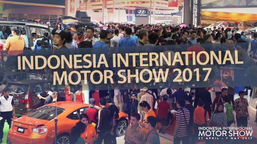 Adu Keren Mobil dan Motor di IIMS 2017