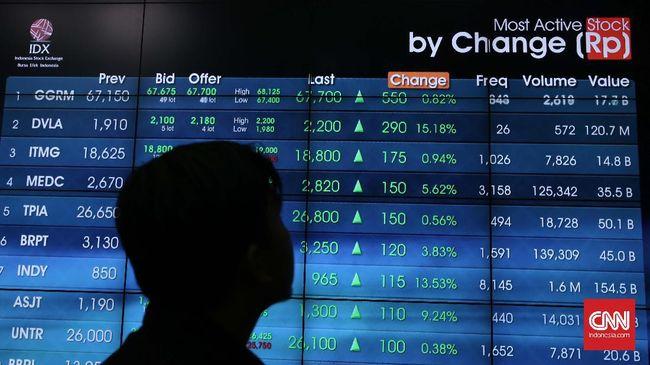 S&P Kerek Rating Indonesia, IHSG Cetak Rekor Baru
