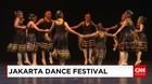 Ratusan Komunitas Tari Meriahkan Jakarta Dance Carnival 2017