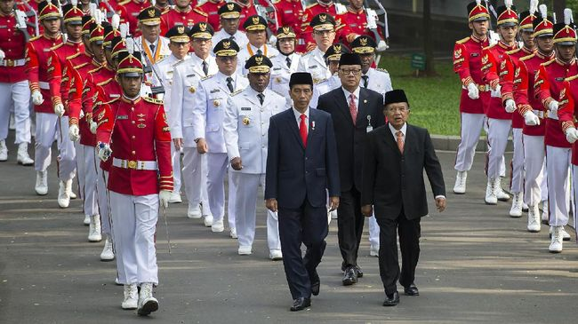Jokowi Hadiri KTT One Belt One Road di China