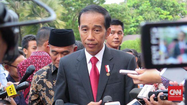 Jokowi Akan Benahi 653 Desa Terisolasi di Bengkulu