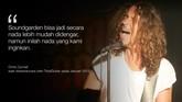 <p>Seharusnya, Cornell dijadwalkan tampil di Sestival AS Rock the Range di Colombus pada Kamis (18/5) malam.</p>