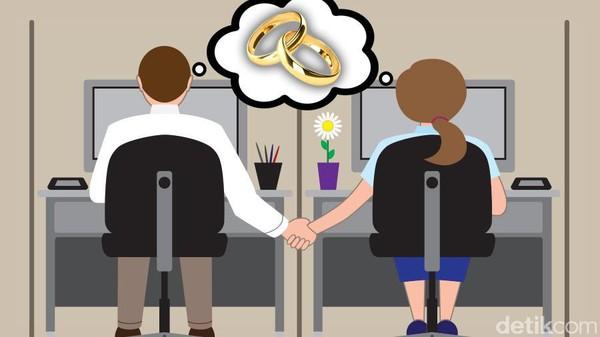 Larangan Nikah Sekantor Digugat