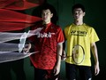FOTO: Wajah Indonesia di Piala Sudirman 2017