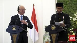 Alat Penerjemah yang Mati dan Senyum Jokowi untuk Raja Swedia