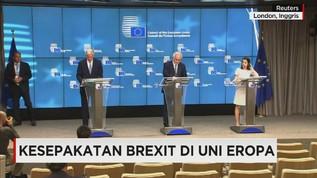 Inggris Tegaskan Tak Sepakat dengan Uni Eropa