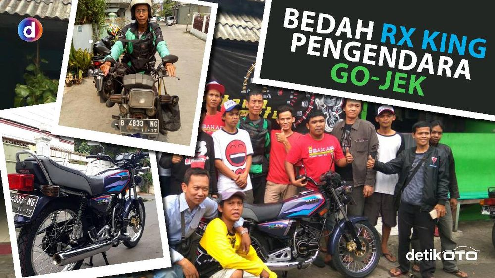 Bedah RX King Driver Go-Jek