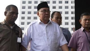 Gubernur Bengkulu Marah Anak Buah Tak 'Kawal' Proyek Pesanan