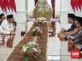 Polda Nilai Pertemuan GNPF-MUI dan Jokowi Sebatas Silaturahmi