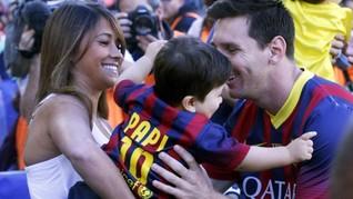 Pernikahan Messi dan Gedung Resepsi di Lingkungan 'Pembunuh'