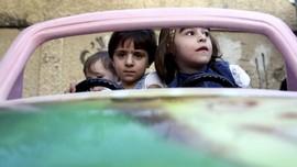 Pusat Vaksin Polio Suriah Diserang, Ribuan Anak Terancam