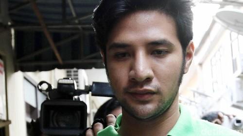 Ammar Zoni Ditangkap Polisi
