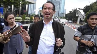 Eks Wakil Ketua Komisi II DPR: Sayup-sayup Dengar Uang e-KTP