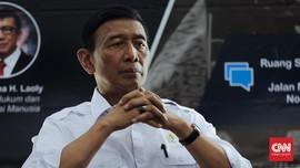 Wiranto Tegaskan Masalah KPK Bukan Urusan Pemerintah