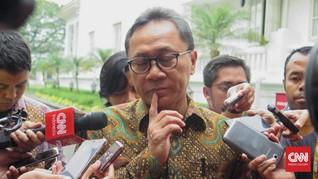 PAN Kembali Dorong Zulkifli Hasan Maju di Pilpres 2019