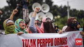 DPR Dengar Suara NU, Muhammadiyah & Pakar Soal Perppu Ormas
