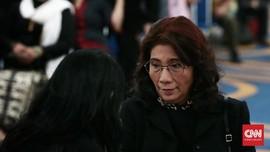 Menteri Susi Akan Kembali Berikan Rekomendasi Impor Garam