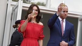 Alasan Kate Middleton Tak Pernah Pakai Kuteks Warna-warni