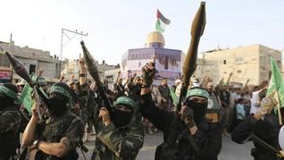 AS: Palestina Harus Akui Israel dan Lucuti Senjata Hamas