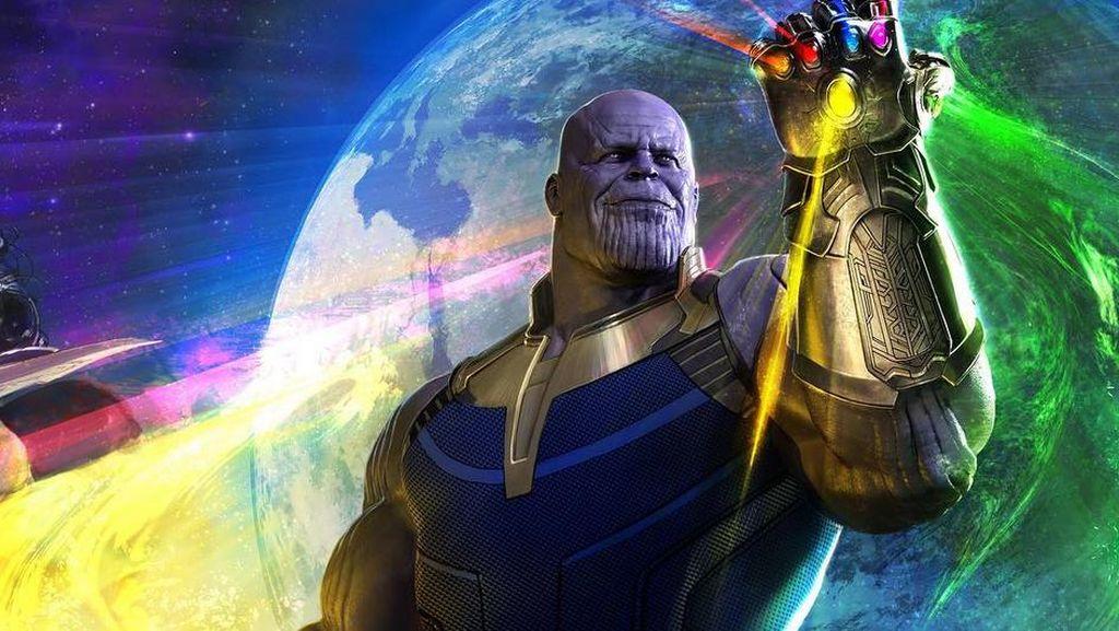 Nonton 'Infinity War', Ringgo Favoritkan Thanos