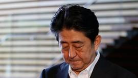 Hari Pertama Kampanye, Shinzo Abe Langsung Diserang