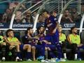 Neymar Balas Pesan Messi: Saya Akan Rindu Kamu!