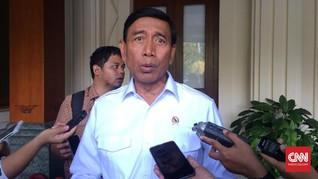 Wiranto Minta Publik Tak Ributkan Densus Tipikor Polri