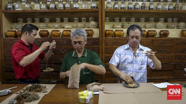 Riwayat Toko Obat Herbal China di Jakarta