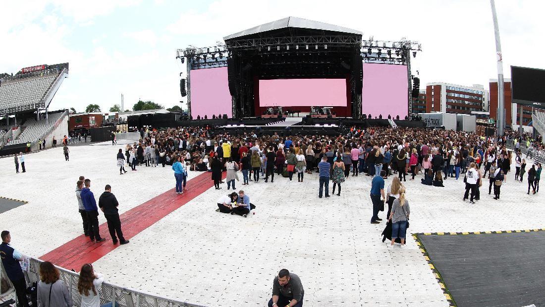 Konser Sepi Penonton