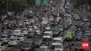 Polri Prediksi Titik Macet di Jakarta & Jabar saat Idul Adha