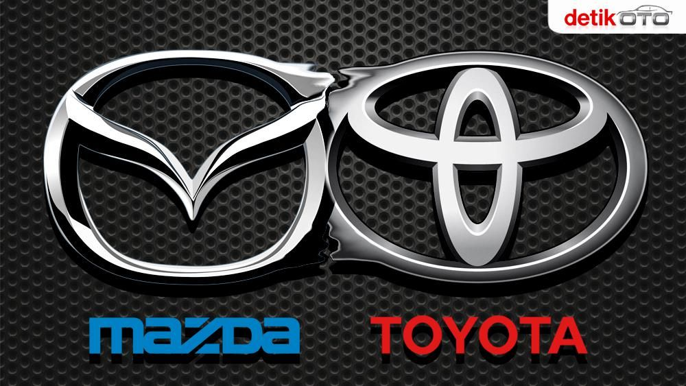 Toyota-Mazda Bersatu