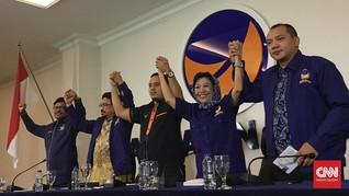 Daftar Pemilu, NasDem Bicara Target 2019 dan Pilkada Jatim