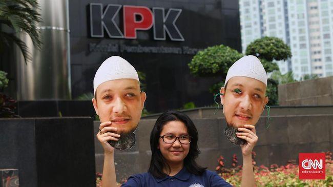 'Penyerang Novel Masih Bebas, Pemberantasan Korupsi Terancam'