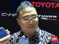 Maret 2018, Toyota Janji Boyong C-HR ke Indonesia