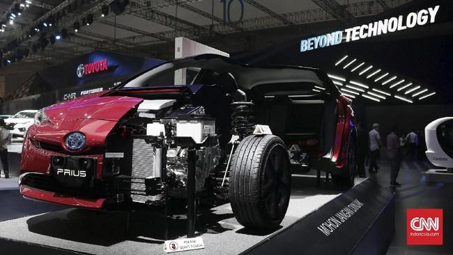 Sejumlah produsen menjanjikan akan memboyong mobil terbaru dan mobil konsep di ajang GIIAS 2017. (CNN Indonesia/Andry Novelino)