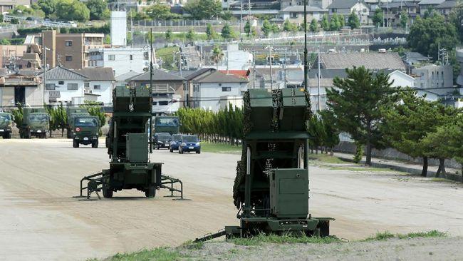 Siaga Serangan Korut, Jepang Kerahkan Sistem Pertahanan Rudal