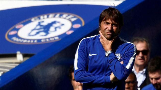 Conte: Kartu Merah Cahill Kunci Kekalahan Chelsea